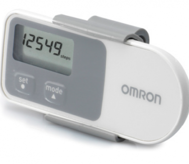 Шагомер Omron HJ 320 E Walking Style one 2.0