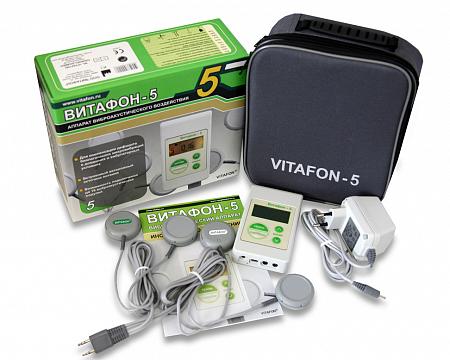 Витафон-5 аппарат виброакустического воздействия